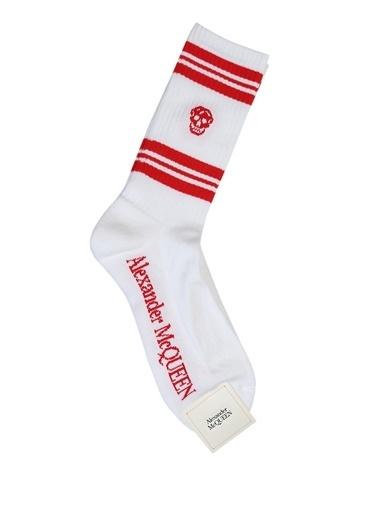 Alexander McQueen Çorap Kırmızı